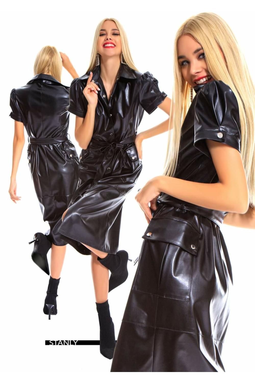 Stanly bőr ruha